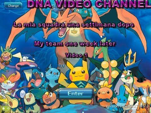 Fantasy Myst la mia squadra pokemon una settimana dopo - Gameplay