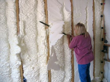 """A study released by an industry trade group says one type of wall insulation performs as well as any other as long as it is installed correctly and the wall has been air-sealed."""