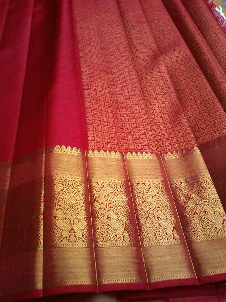 Our kanjivaram #sari #buy from us #call 09755425339