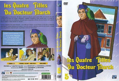 Les Quatre Filles Du Docteur March - Dvd Volume 05