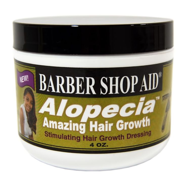 Barber Shop Aid Alopecia Hair Growth Dressing BARBER SHOP AID Alopecia Amazing Hair Growth Stimulating Hair Growth Dressing Treatment for Alopecia Alopecia is premature baldness or excessive hair loss