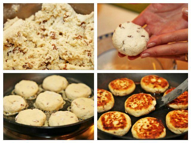 Aceste brânzoaice extraordinare se prepară în jumătate de oră. Aluatul nu necesită frământare sau dospire. Este o compoziție asemănătoare celei pentru