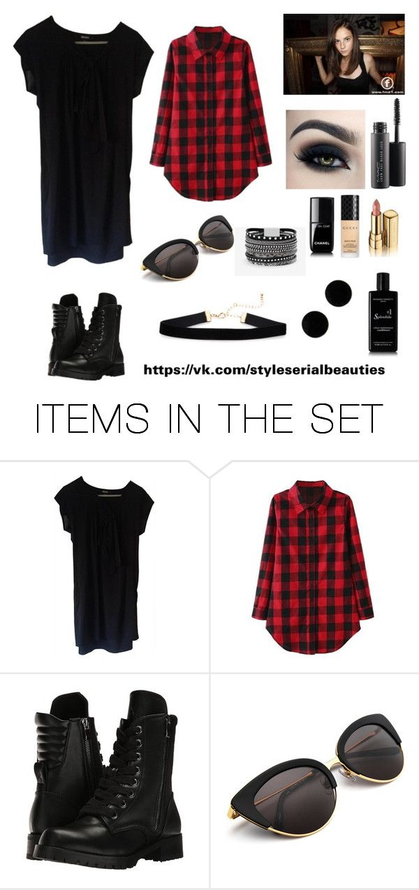 """Эффи Стонем"" by kelbimocvot on Polyvore featuring картины"