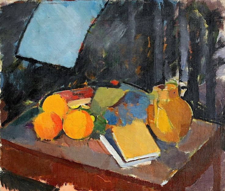 Karl Isakson, Nature Morte - From the Studio