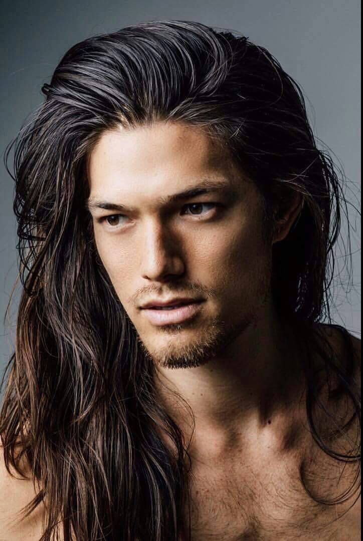 Alternative Kelan Long Hair Styles Men Long Hair Styles