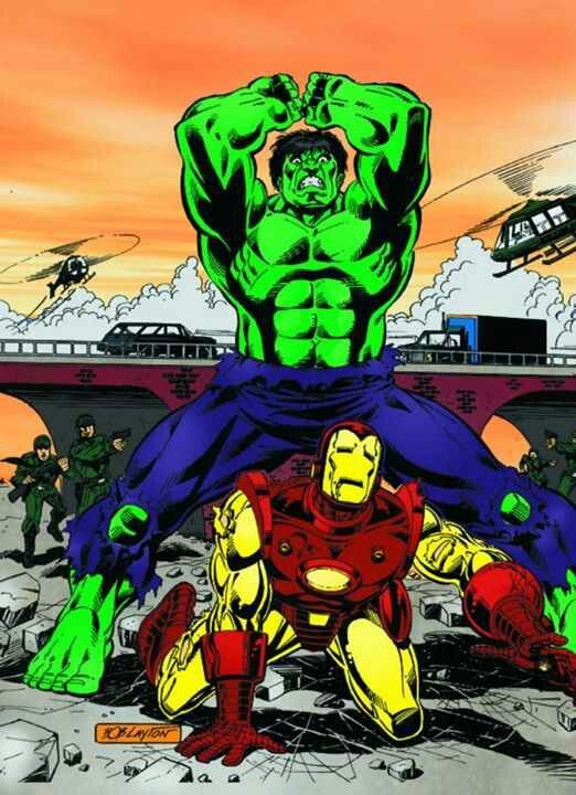 Hulk vs Ironman                                                                                                                                                                                 Mais