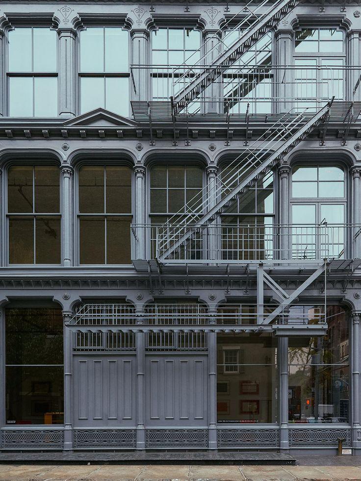 + #architectur #construction   Judd Foundation, 101 Spring Street - Cereal Magazine