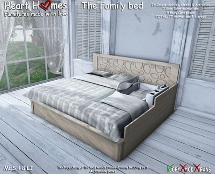 "Aphrodite ""Family Bed"" (Boxed, Copy)"