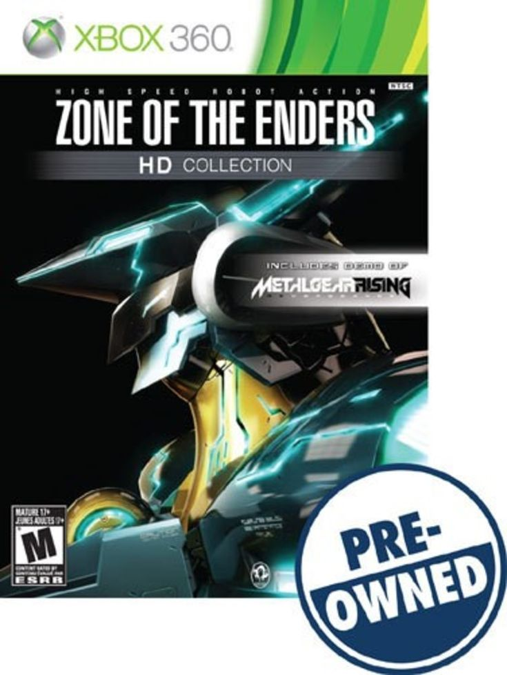 Zone of the Enders: HD Collection — PRE-Owned - Xbox 360