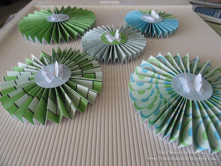 Shir Benovich Designs: Tutorial: decoration for the Sukkah - הדרכה: קישוט לסוכה
