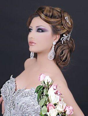 maquillage libanais oriental pour un mariage photo 15 the exotic bride pinterest nice. Black Bedroom Furniture Sets. Home Design Ideas