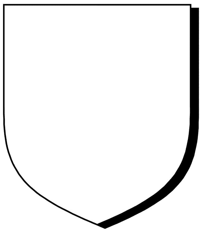 blank shield template printable - blank crest shield template our home school pinterest