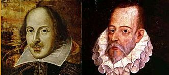 23 de abril de 2016. IV Centenario de la muerte de William Shakespeare y Miguel de Cervantes