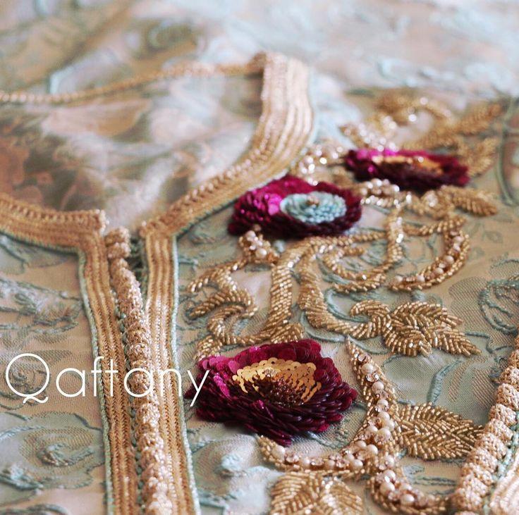 Moroccan Princesses | Nuriyah O. Martinez | 293 vind-ik-leuks, 2 reacties - بيع قفطان المغربي (@qaftany) op Instagram: '#perlage'