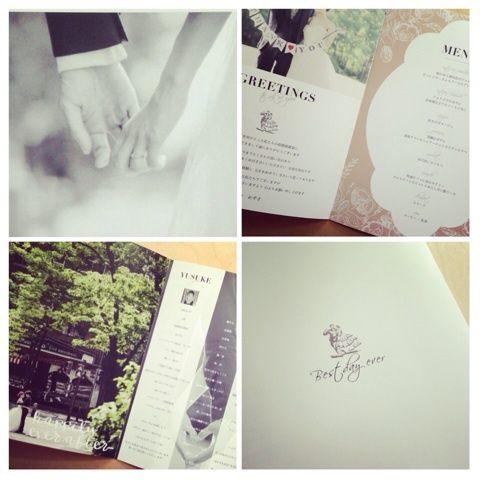 orderとhoneymoon の画像|muguet wedding