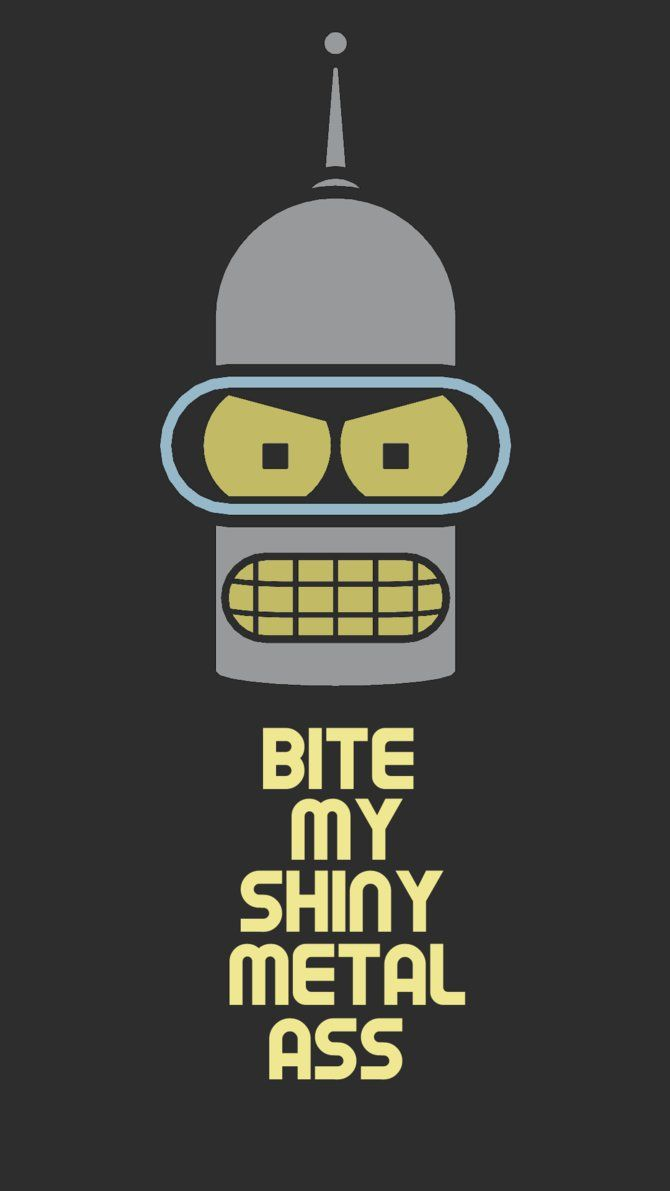 Bender - Futurama by Trance722