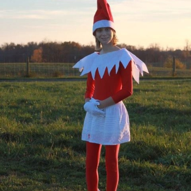 21 Best Images About Elf Costumes On Pinterest Garden