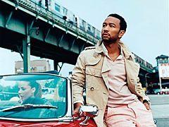 Notícia: John Legend lança novo clipe