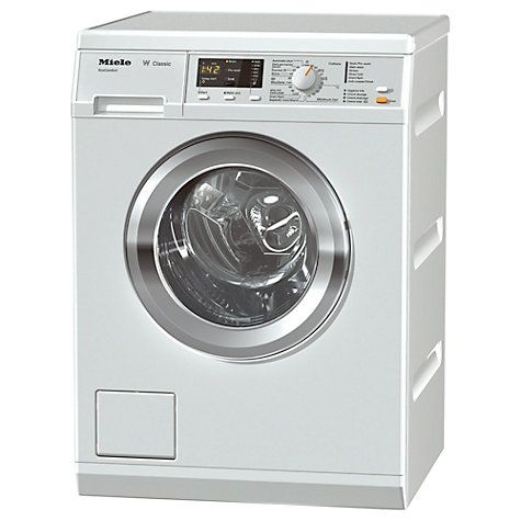 Buy Miele WDA210 Washing Machine, 7kg Load, A+++ Energy Rating, 1400rpm Spin, White Online at johnlewis.com