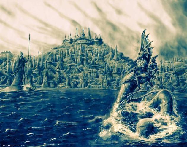 Lost city of Atlantis believed found off Spain