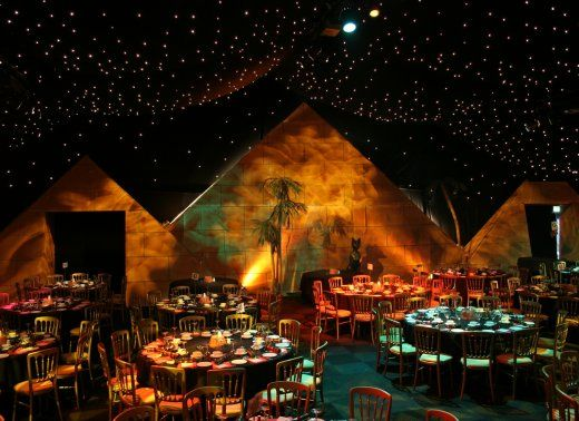 egyptian themed party | Egyptian theme hire – party / event theming | Freestyle