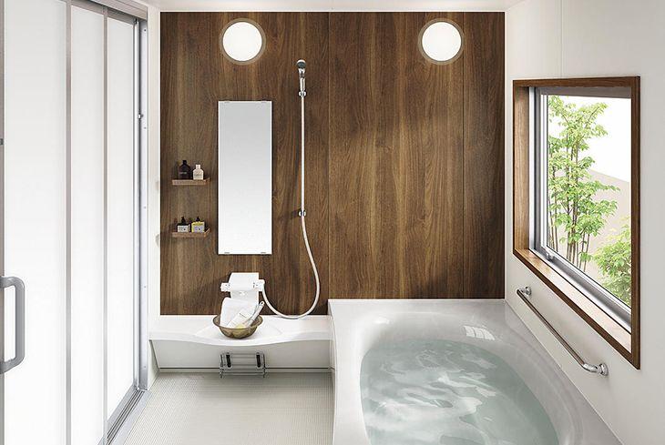 BGF2104/1621サイズ(1.25坪) | セットプラン | プラン | Oflora(オフローラ) | システムバスルーム・浴室関連商品…
