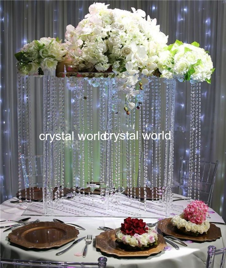 You can seek david137 for help. All the hot hanging acrylice crystal wedding flower stand centerpieces can be found here, including birthday party supplies for cheap, birthday party supplies for girls and birthday party supplies for kids and so on.