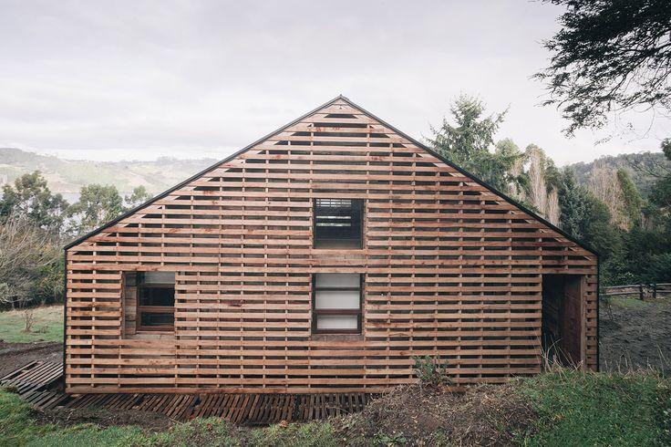 Galería de Casa Holmes - Fuentealba / Francis Pfenniger - 1