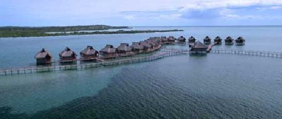 Mozambique, Flamingo Bay #travel #honeymoon