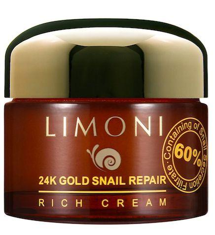 Инновационный крем содержит золотую пудру 24К, которая обладает мощными антивозрастными и лифтинговыми свойствами, насыщает клетки кожи кислородом и придаёт здоровое сияние. Большая концентрация экстракта секреции улитки (60%) восстанавливает жизненный тонус кожи, стимулирует регенерацию клеток и защищает кожу от негативных факторов окружающей среды. Комфортная текстура прекрасно питает кожу и станет настоящим спасением для сухой и обезвоженной кожи. Тип кожи: для всех типов кожи. Возраст…