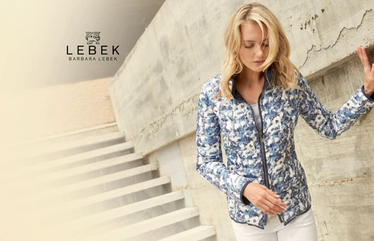 Reversible Jacket from our Barbara Lebek Spring / Summer Collection