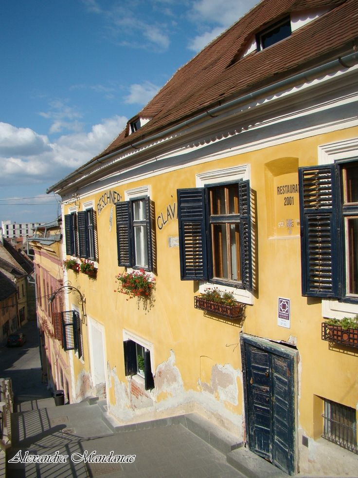 Sibiu is a city in Transylvania, Romania, with a population of 147,245.