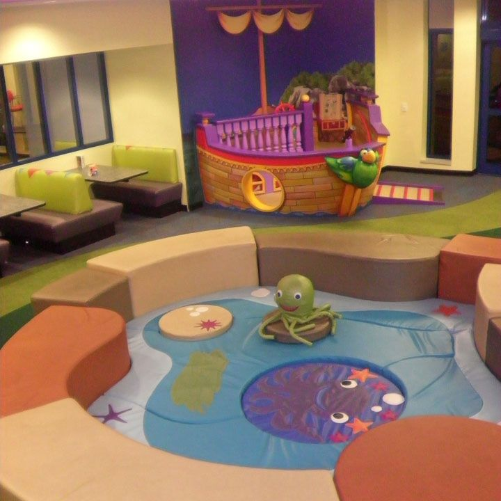 cook childrens memorial hospital indoor themed play area design fabrication install services