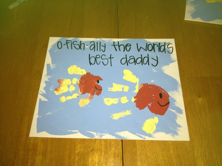 Saying Should Be More Like Of All Fish In Sea Your The Only Daddy For Me Or Something