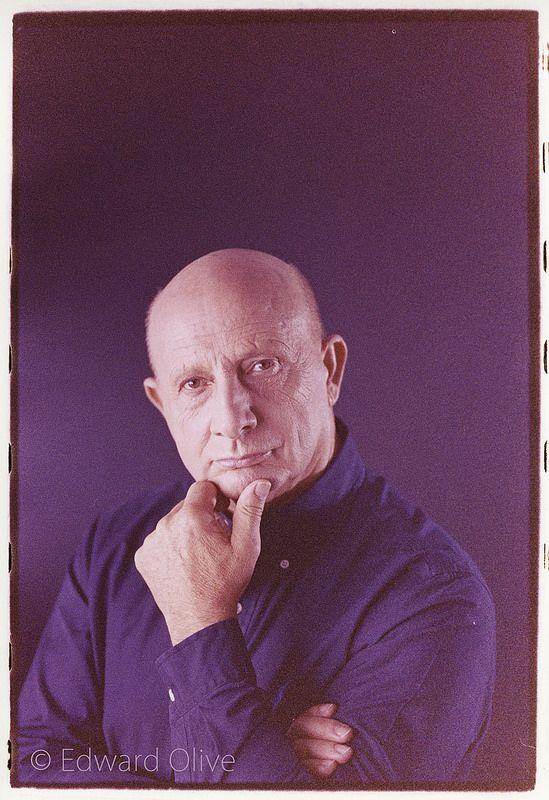 Portrait of Doctor Enrique Galindo Andujar IMTRA INCOMA © Edward Olive photographers