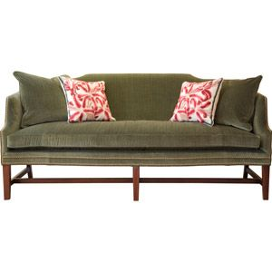This Greenwich Camelback Sofa