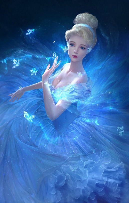 258 best Au pays des fées images on Pinterest | The fairy, Angel and ...