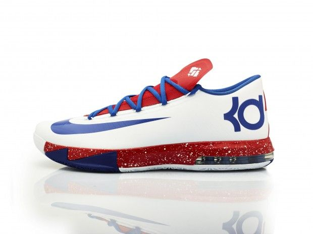 """Nike KD VI """"French Touch"""""""