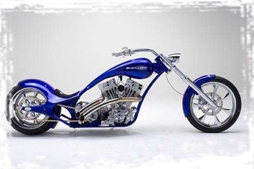 Bud Light Motorcycle