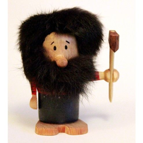 Lumberjack wooden statues create the perfect gift for the woodsman in your life.