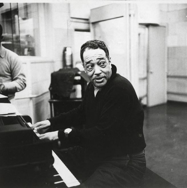 """Edward Kennedy Ellington, detto """"Duke"""", pianista e compositore jazz statunitense"""
