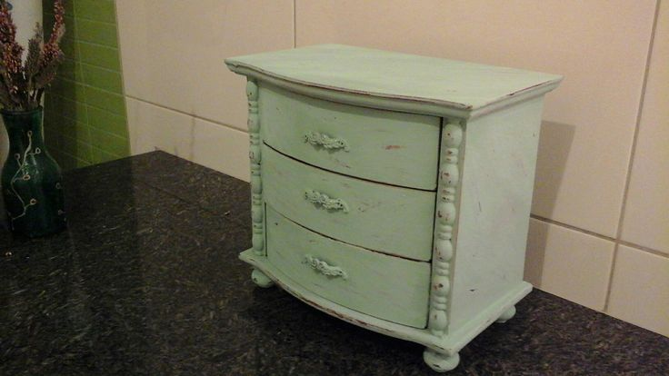Chalk paint craft