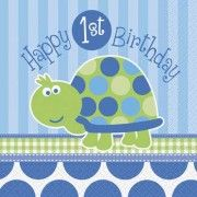 Blue Turtle 1st