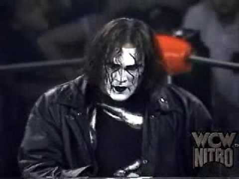 Sting WCW Second Theme Called Crow