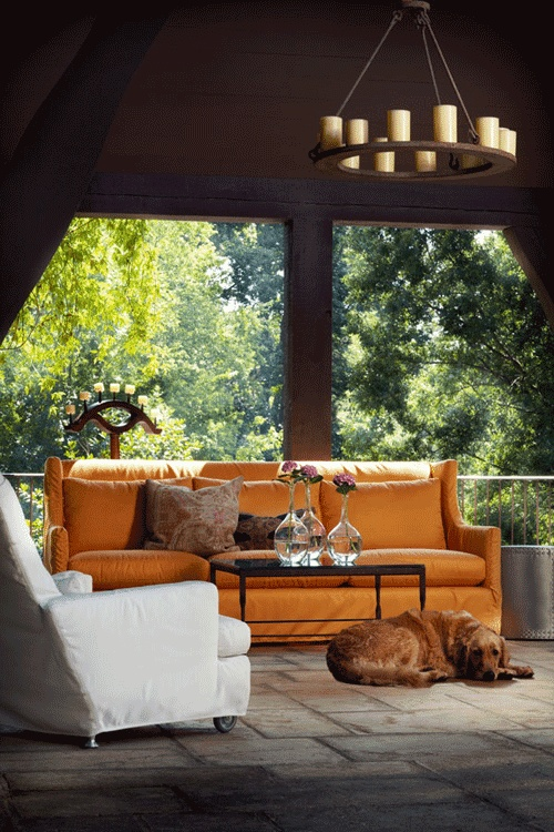 (not Color, Style Of Frame)Lee Industries Outdoor Furniture