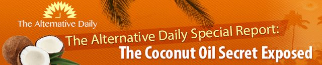 The coconut oil secret exposed Hi everyone February 06 2016 Dear Loyal Friend of The Alternative Daily Jake Carney Founder The Alternative Daily FOR IMMEDIATE RELEASE Here's a newsflash I'm sure won't surprise you... nothing concocted in a laboratory can ever replace the value of what is found in nature! Mother Nature is incredibly generous in the way she provides - offering a bounty of fruits and vegetables rich in vitamins minerals and nutrients to nourish your body so you can enjoy a long…