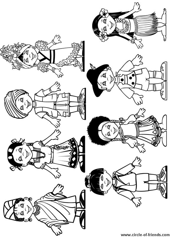 International womens day coloring pages ~ International Kids - 999 Coloring Pages | For the Kids ...