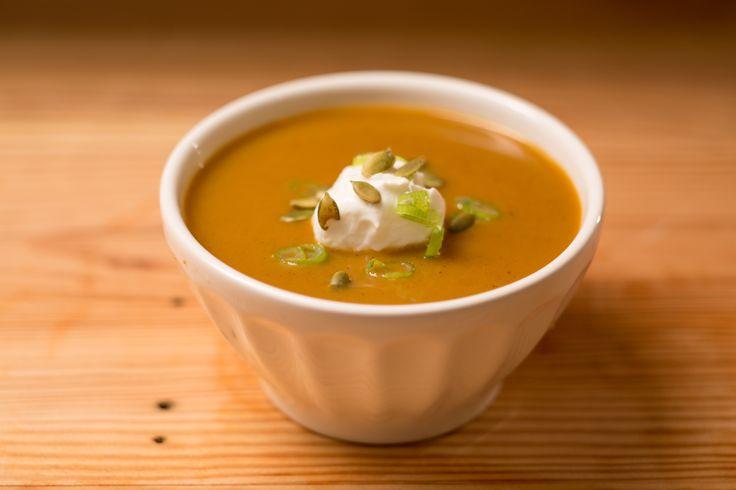 Butternut Soup (Jan & Feb)