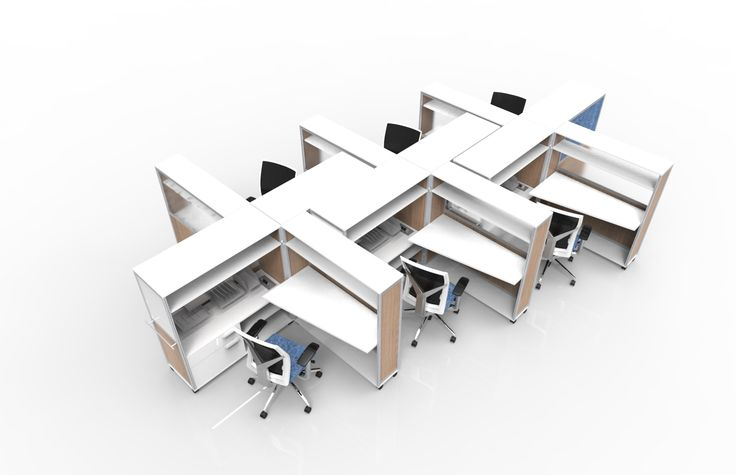 fluidconcepts - Meet Bob - The 'Mobile Office in a Box' www.fluidgroup.com 6 Pack Configuration