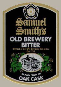 #368 Samuel Smiths Old Brewery Bitter - Light in body & flavour 1/5 (08/02/2016)